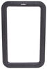 Valterra Replacement Window Frame for RV Entry Doors - Interior - Black Frame A77012