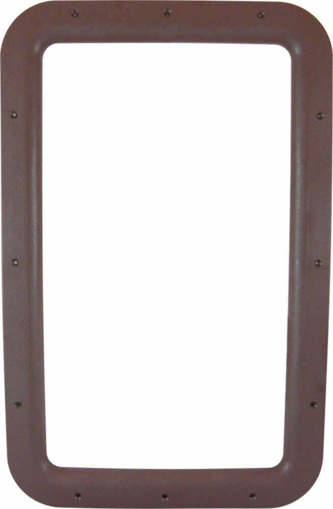 RV Door Parts A77013 - Brown - Valterra