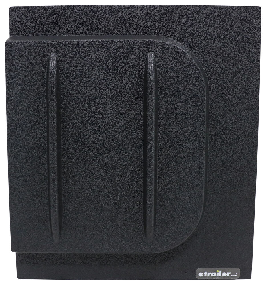 """Replacement Slide for Elixir RV Screen Doors - 10-3/4"""" Wide x 12-1/8"""" Tall - Black 12 x 10-3/4 Inch A77016"""