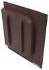 "Replacement Slide for Elixir RV Screen Doors - 10-3/4"" Wide x 12-1/8"" Tall - Brown Brown A77017"