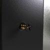A77048 - Black Valterra Entry Door