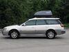 SportRack Roof Box - SR7095 on 2001 Subaru Outback