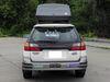 SportRack SkyLine XL Cargo Box - Roof Mount - 18 Cubic Feet Passenger Side Access SR7095 on 2001 Subaru Outback