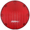 optronics accessories and parts trailer lights replacement tail light lens for round transit stop - red