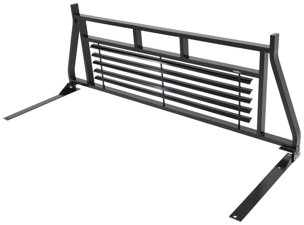 AA111000 - Black Aries Automotive Headache Rack