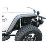 AA1500202 - Aluminum Aries Automotive Side of Vehicle Trim
