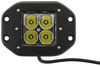 Aries LED Work Lights - Flush Mount - Qty 2 White AA1501250