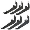 AA204051 - Round Aries Automotive Nerf Bars - Running Boards