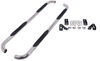 aries automotive nerf bars - running boards polished finish stainless steel aa205041-2