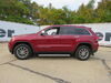 Nerf Bars - Running Boards AA2051009 - Polished Finish - Aries Automotive on 2014 Jeep Grand Cherokee