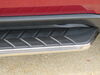 """AeroTread Running Boards w/ Custom Installation Kit - 5"""" Wide - Aluminum - Polished Stainless Fixed Step AA2051009 on 2014 Jeep Grand Cherokee"""