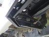 "Aries RidgeStep Running Boards w/ Custom Installation Kit - 6-1/2"" Wide - Powder Coated Steel Cab Length AA2055520 on 2018 Ford F-250 Super Duty"