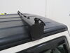 Aries Roof Rack for Jeep Wrangler with Hardtop - Square Crossbars - Steel - Gutter Mount Black AA2070450