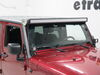 AAAR15800 - Black Aries Automotive Off Road Lights on 2014 Jeep Wrangler Unlimited
