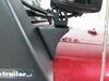 Off Road Lights AAAR15800 - Windshield Hinge Mounts - Aries Automotive on 2014 Jeep Wrangler Unlimited