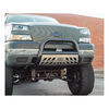 Aries Automotive Steel Grille Guards - AAB35-4002
