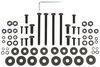 Replacement Hardware for Aries Automotive Grille Guard Installation Kit AABRKT-2059