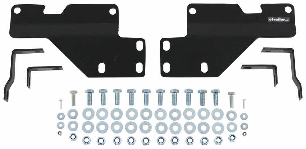 Accessories and Parts AABRKT-3046 - Installation Kit - Aries Automotive