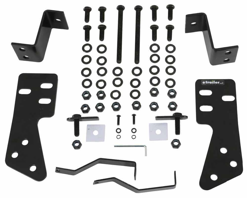 AABRKT-4065 - Installation Kit Aries Automotive Grille Guards