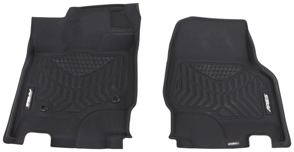 Floor Mats AAFR08311809 - Black - Aries Automotive