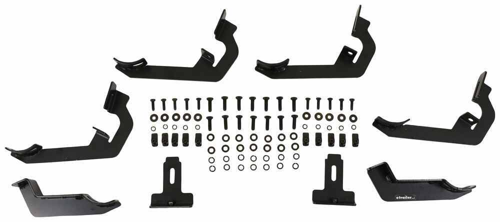 Aries Automotive Nerf Bars - Running Boards - AABRKT-S224046