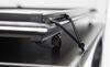 Lomax Hard Tonneau Cover - Folding - Aluminum - Matte Black Matte Black A45FR