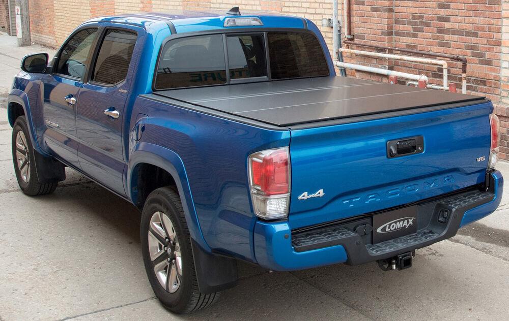 Tonneau Covers AB1050059 - Aluminum - Lomax