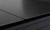 Lomax Hard Tonneau Cover - Folding - Aluminum - Matte Black Tool-Free Removal AB1050059