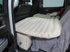 AirBedz Rear Seat Air Mattress for SUVs and Full-Size Trucks - Tan 12V DC Vehicle Charger AB59FR