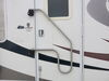 """Stromberg Carlson Folding Handrail for RVs - Stainless Steel - 38"""" Tall - 200 lbs Stainless Steel AC-530"""