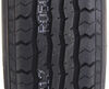 taskmaster trailer tires and wheels tire with wheel radial contender st205/75r14 w/ 14 inch silver mod - 5 on 4-1/2 load range c