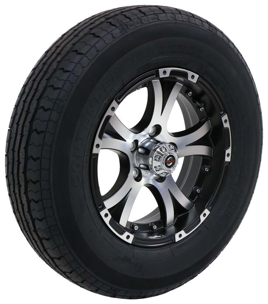Taskmaster Tire with Wheel - AC15R45BMMFL