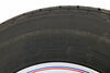 Trailer Tires and Wheels AC15R45WSQ - 15 Inch - Taskmaster