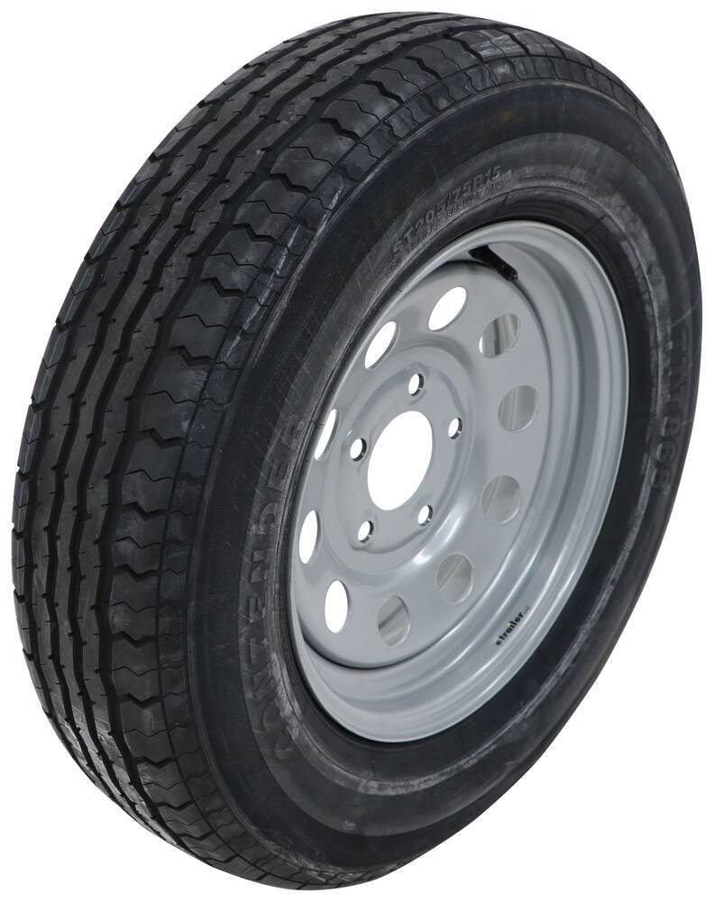 Taskmaster Radial Tire Trailer Tires and Wheels - AC15R5SMV