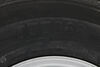 "Contender ST235/80R16 Radial Trailer Tire w/ 16"" Silver Mod Wheel - 6 on 5-1/2 - Load Range E 16 Inch AC16R6SMV"