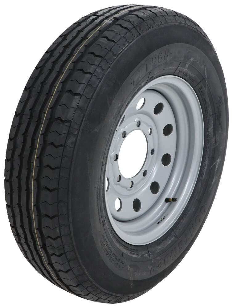 Taskmaster Standard Rust Resistance Trailer Tires and Wheels - AC16R8SMV