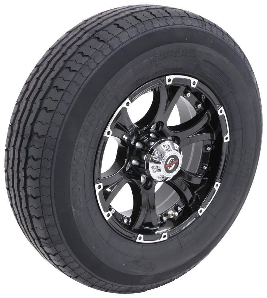 AC225R6BML - Load Range D Taskmaster Trailer Tires and Wheels