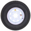 Taskmaster Load Range D Trailer Tires and Wheels - AC225R6WS