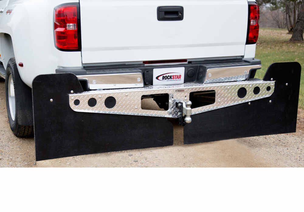 A10400313 - No-Drill Install Access Mud Flaps