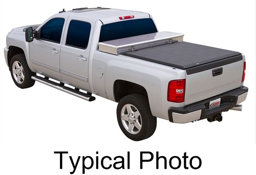 Access Requires Tools for Removal Tonneau Covers - A62439