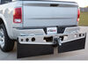 access mud flaps custom fit no-drill install rockstar xl - 37-7/8 inch wide smooth finish