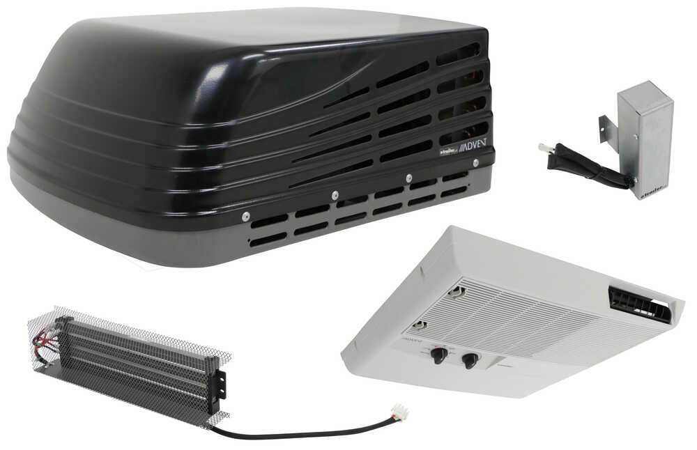Advent Air System w Ceiling Assembly,System w Thermostat - ACM150BCH