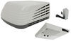 advent air rv conditioners system w ceiling assembly thermostat cool only conditioner w/ distribution box and start capacitor - 15 000 btu white