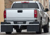"Access Roxter Universal Mud Flaps for Full Size Trucks and SUVs - 12"" Wide - Smooth Finish Rubber AD100001"