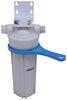 aquafresh rv water filter carbon ammonia chlorine rust sediment volatile organic chemicals af67fr