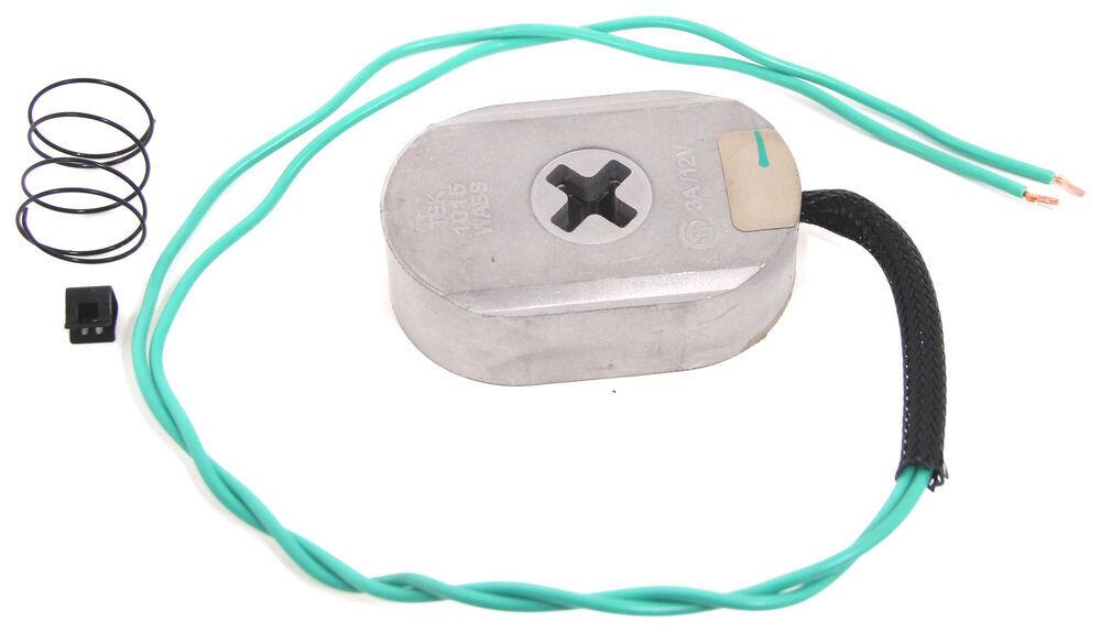Accessories and Parts AKBRKR-M10 - 10 Inch - etrailer