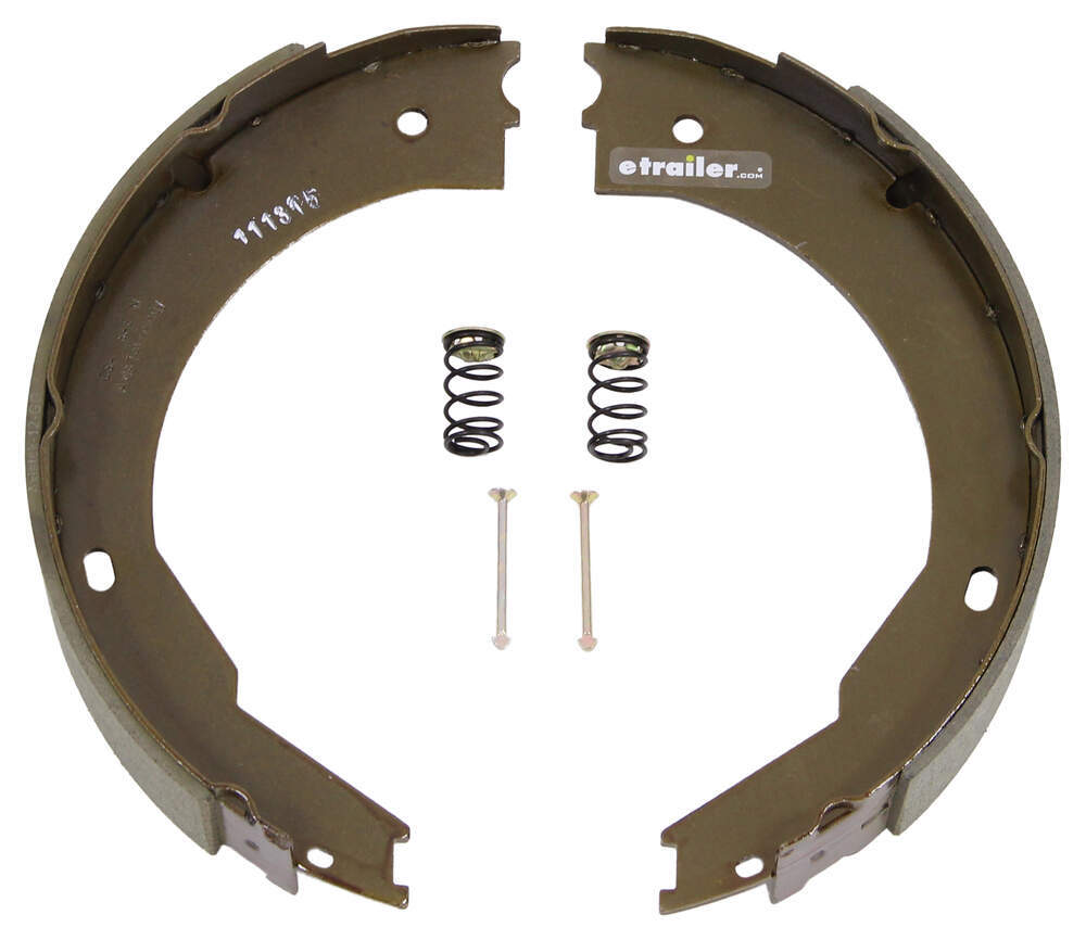 etrailer Trailer Brakes - AKBRKR-S-12