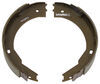 etrailer accessories and parts electric drum brakes brake shoes