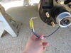 """Electric Trailer Brake Kit - 7"""" - Left and Right Hand Assemblies - 2,000 lbs Manual Adjust AKEBRK-2"""
