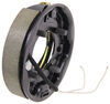 "Electric Trailer Brake Assembly - 7"" - Left Hand - 2,000 lbs Manual Adjust AKEBRK-2L"